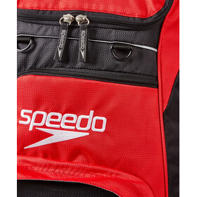 speedo Teamster Backpack L Unisex, red